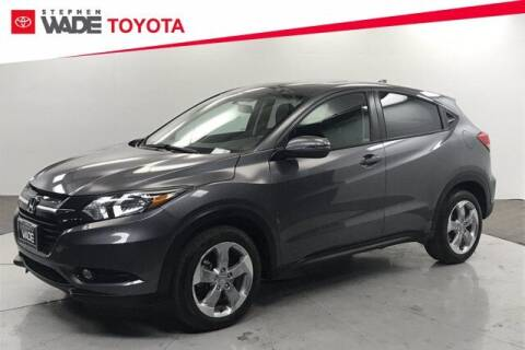 2017 Honda HR-V for sale at Stephen Wade Pre-Owned Supercenter in Saint George UT
