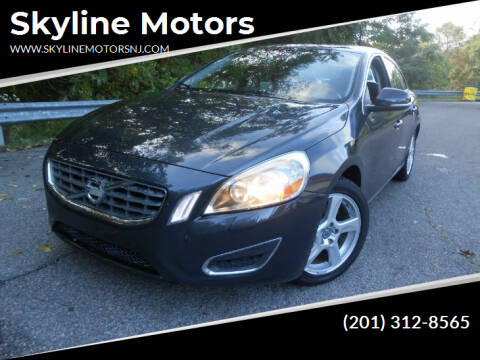 2012 Volvo S60 for sale at Skyline Motors in Ringwood NJ