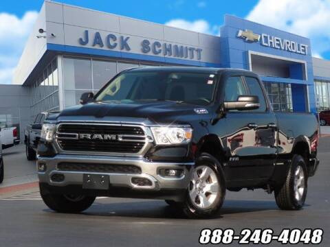 2020 RAM Ram Pickup 1500 for sale at Jack Schmitt Chevrolet Wood River in Wood River IL