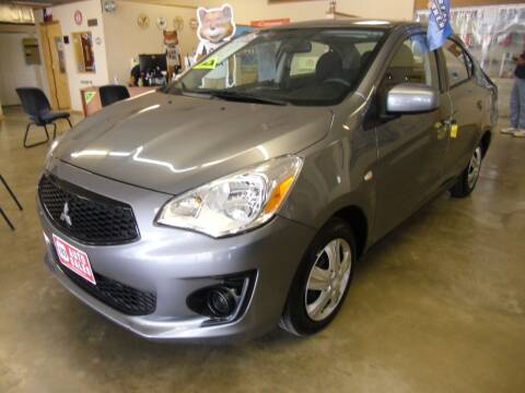 2020 Mitsubishi Mirage G4 for sale at 183 Auto Sales in Lockhart TX