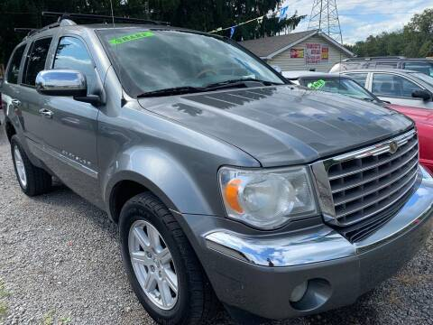 2007 Chrysler Aspen for sale at Trocci's Auto Sales in West Pittsburg PA