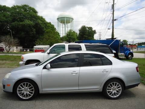 2008 Volkswagen Jetta for sale at Street Source Auto LLC in Hickory NC
