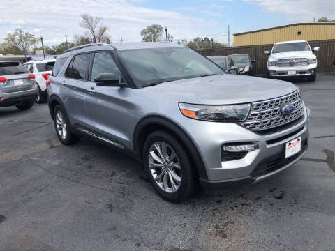2020 Ford Explorer for sale at Auto Group South - Idom Auto Sales in Monroe LA