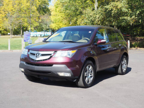 2008 Acura MDX for sale at Tom Roush Budget Westfield in Westfield IN