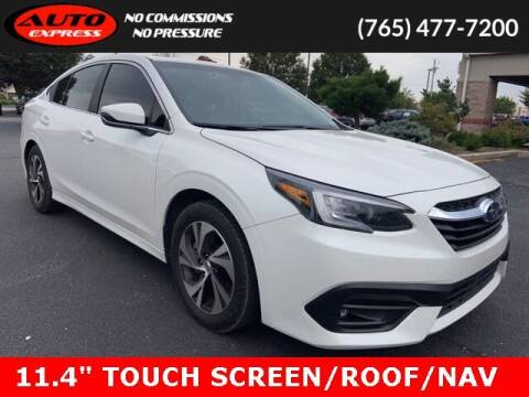 2020 Subaru Legacy for sale at Auto Express in Lafayette IN