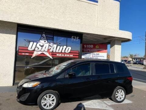 2014 Mazda MAZDA5 for sale at USA Auto Inc in Mesa AZ