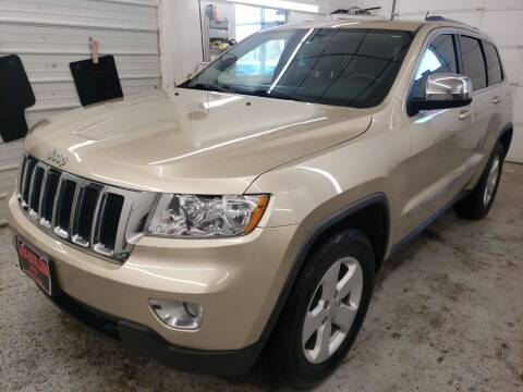 2012 Jeep Grand Cherokee for sale at Jem Auto Sales in Anoka MN