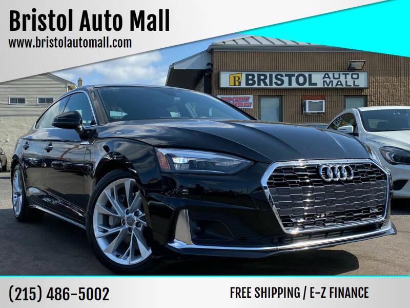 2020 Audi A5 Sportback for sale at Bristol Auto Mall in Levittown PA