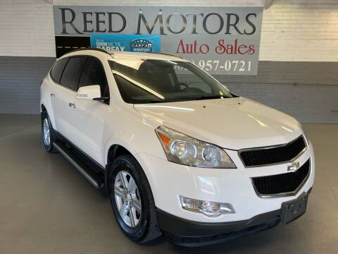 2011 Chevrolet Traverse for sale at REED MOTORS LLC in Phoenix AZ