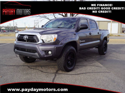 2015 Toyota Tacoma for sale at Payday Motors in Wichita And Topeka KS