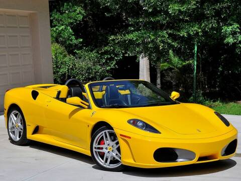 Ferrari F430 For Sale In Royal Palm Beach Fl Sl Motors