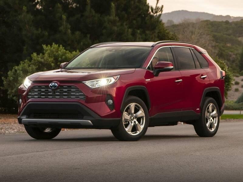 2021 Toyota RAV4 Hybrid for sale in Bloomington, IL