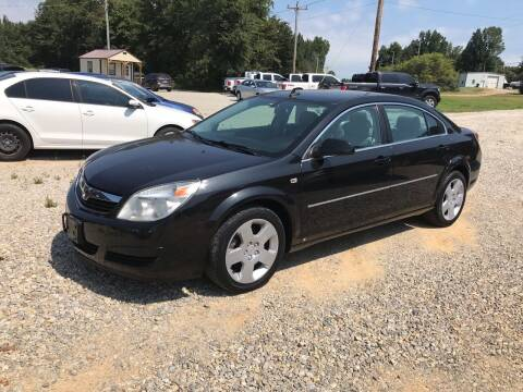 2008 Saturn Aura for sale at Delta Motors LLC in Jonesboro AR