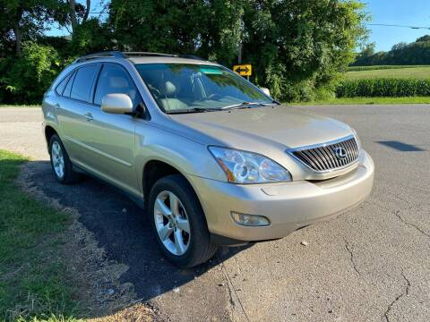 2004 Lexus RX 330 for sale at Tennessee Valley Wholesale Autos LLC in Huntsville AL