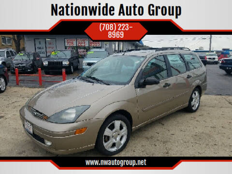 2003 Ford Focus for sale at Nationwide Auto Group in Melrose Park IL