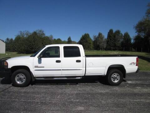 2003 GMC Sierra 2500HD for sale at Brells Auto Sales in Rogersville MO
