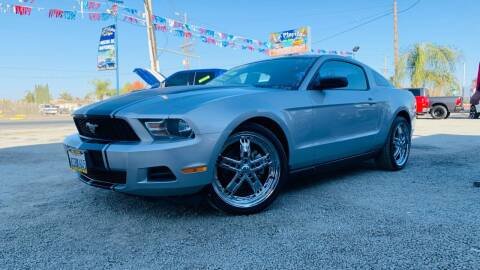 2012 Ford Mustang for sale at LA PLAYITA AUTO SALES INC - Tulare Lot in Tulare CA