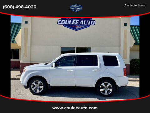 2014 Honda Pilot for sale at Coulee Auto in La Crosse WI