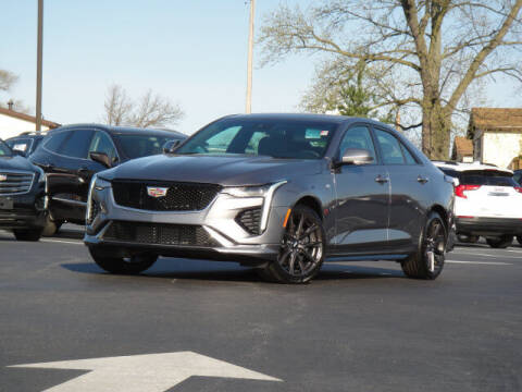 2020 Cadillac CT4 for sale at Jack Schmitt Chevrolet Wood River in Wood River IL