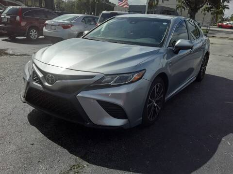 2018 Toyota Camry for sale at YOUR BEST DRIVE in Oakland Park FL