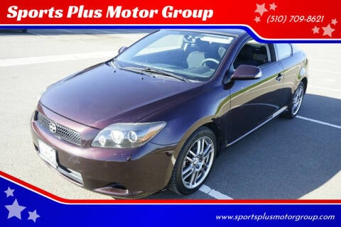 2010 Scion tC for sale at Sports Plus Motor Group LLC in Sunnyvale CA