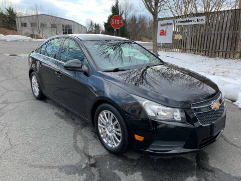 2012 Chevrolet Cruze for sale at Dreams Auto Group LLC in Sterling VA