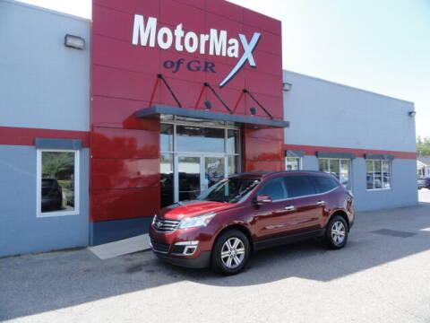 2017 Chevrolet Traverse for sale at MotorMax of GR in Grandville MI