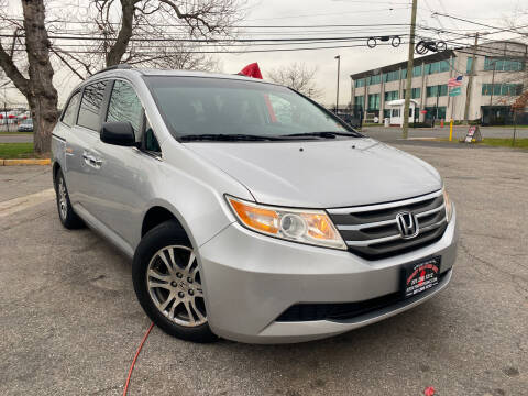 2011 Honda Odyssey for sale at JerseyMotorsInc.com in Teterboro NJ