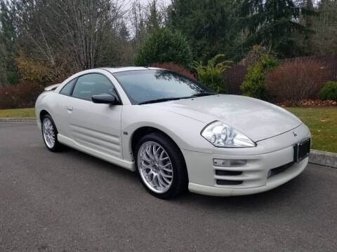 2001 Mitsubishi Eclipse for sale at Money Man Pawn (Auto Division) in Black Diamond WA