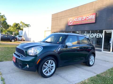 2012 MINI Cooper Countryman for sale at HOUSE OF CARS CT in Meriden CT