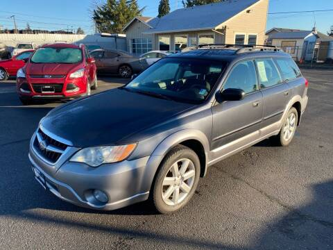 2009 Subaru Outback for sale at Vista Auto Sales in Lakewood WA