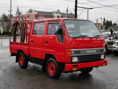 1994 Toyota Hiace 4x4 diesel MT5 for sale at JDM Car & Motorcycle LLC in Seattle WA