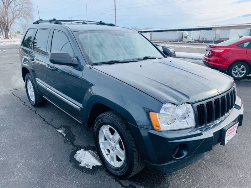 2007 Jeep Grand Cherokee for sale at Central Iowa Auto Sales in Des Moines IA