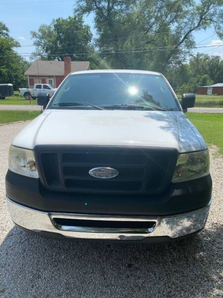 2008 Ford F-150 for sale at Wessel Family Motors in Valley Center KS