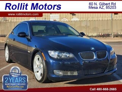 2008 BMW 3 Series for sale at Rollit Motors in Mesa AZ