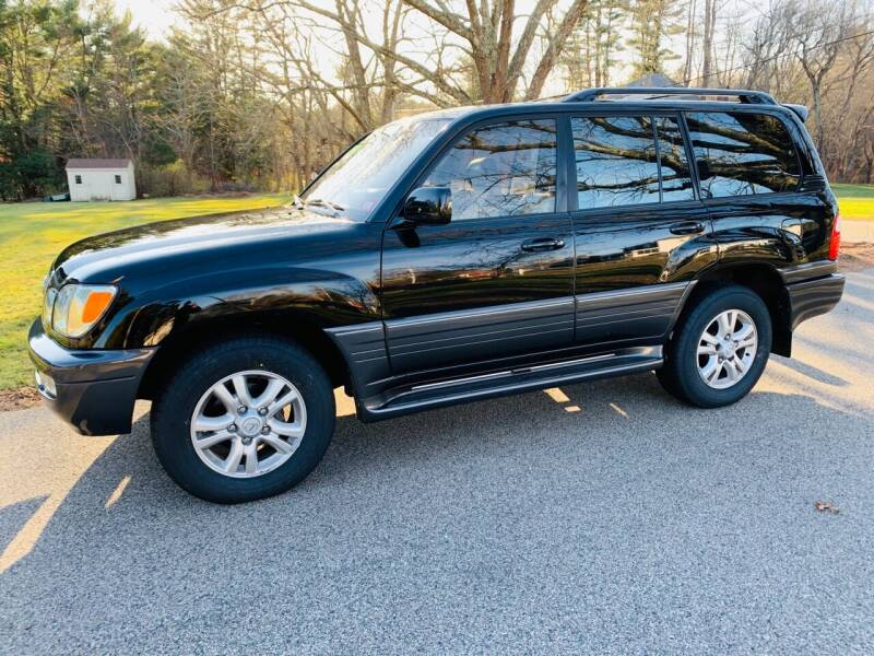 2003 Lexus LX 470 for sale at 41 Liberty Auto in Kingston MA