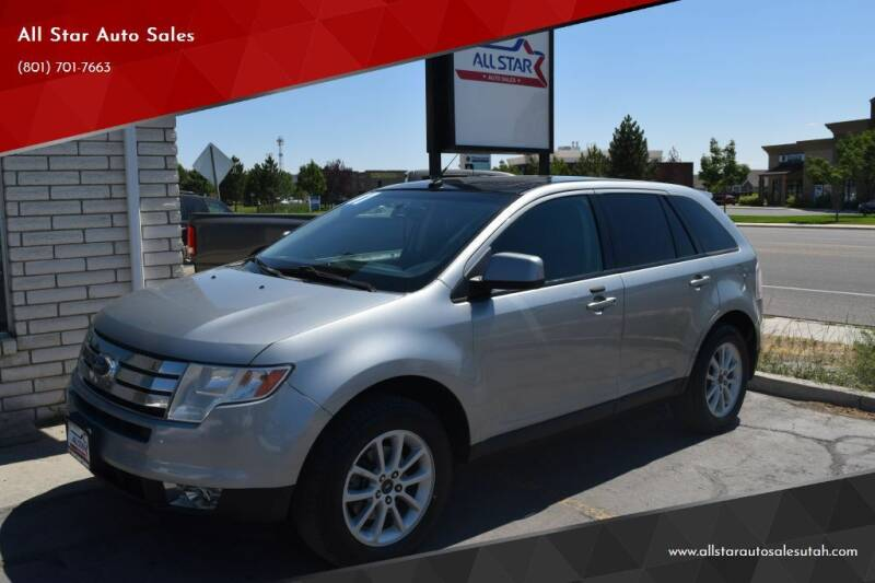 2007 Ford Edge for sale at All Star Auto Sales in Pleasant Grove UT