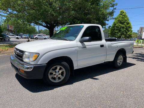 2000 Toyota Tacoma for sale at Seaport Auto Sales in Wilmington NC