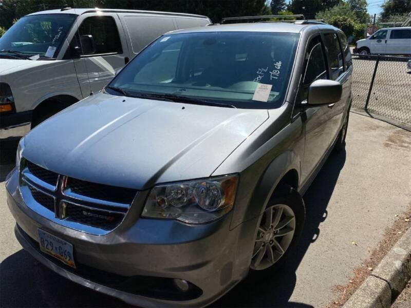 2019 Dodge Grand Caravan for sale at Northwest Van Sales in Portland OR