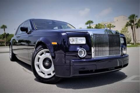 2005 Rolls-Royce Phantom for sale at Progressive Motors in Pompano Beach FL