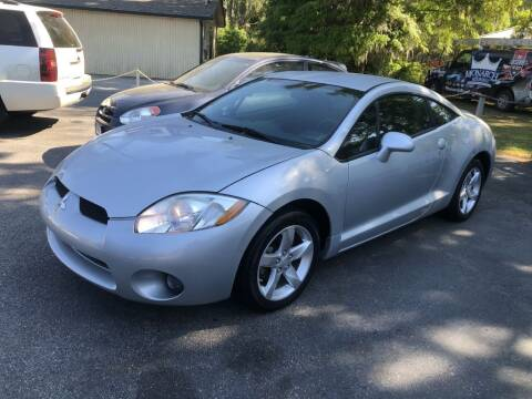 2008 Mitsubishi Eclipse for sale at Auto Cars in Murrells Inlet SC