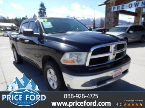 2009 Dodge Ram Pickup 1500 for sale at Price Ford Lincoln in Port Angeles WA