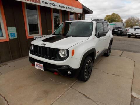 2015 Jeep Renegade for sale at Autoland in Cedar Rapids IA