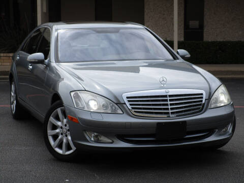 2008 Mercedes-Benz S-Class for sale at Ritz Auto Group in Dallas TX