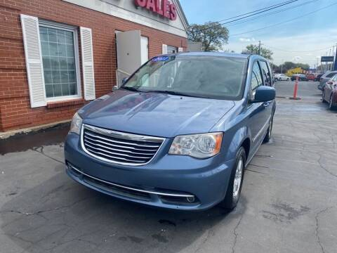 2011 Chrysler Town and Country for sale at Motornation Auto Sales in Toledo OH