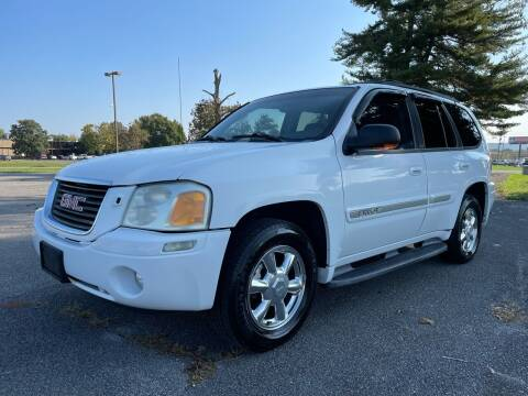 2003 GMC Envoy for sale at COUNTRYSIDE AUTO SALES 2 in Russellville KY