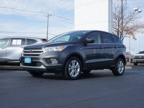 2019 Ford Escape for sale at BASNEY HONDA in Mishawaka IN