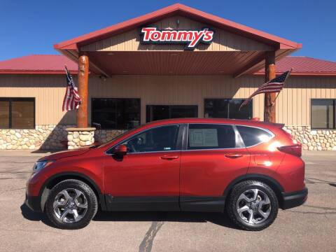 2018 Honda CR-V for sale at Tommy's Car Lot in Chadron NE