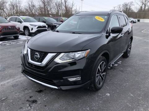2019 Nissan Rogue for sale at White's Honda Toyota of Lima in Lima OH