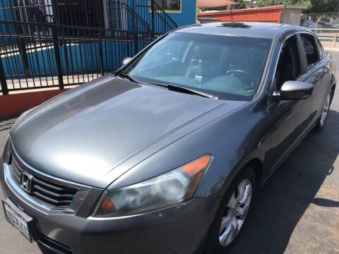 2009 Honda Accord for sale at CARZ in San Diego CA